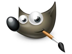 Wilber, de mascotte van GIMP